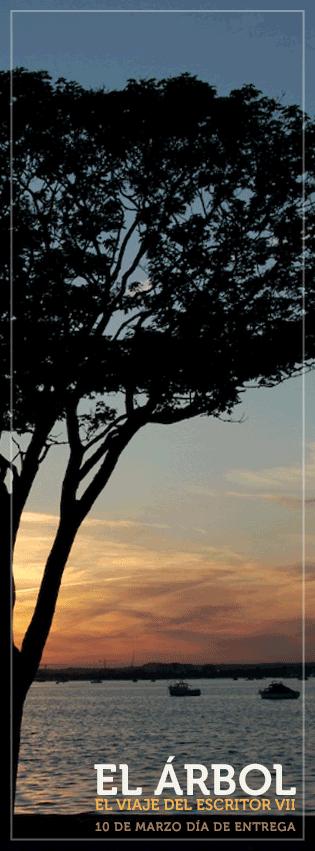 Convocatoria El Viaje del escritor El árbol