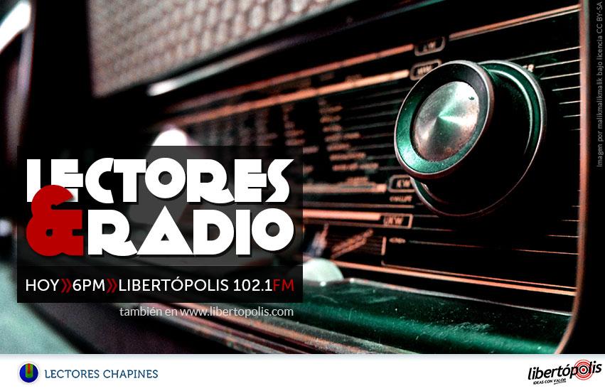 Lectores & Radio