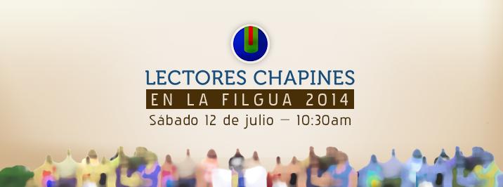 Lectores Chapines en la FILGUA 2014