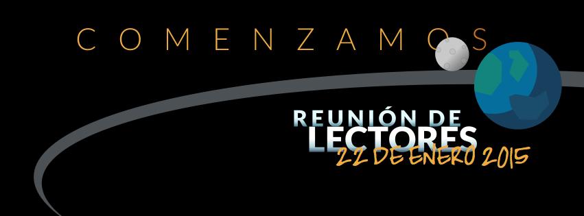 Primera reunión de Lectores 2015