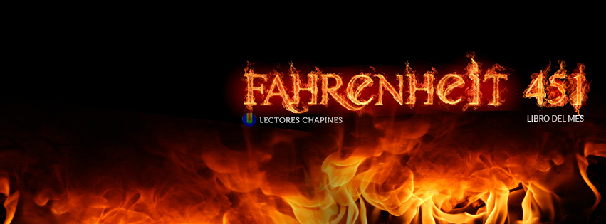 Libro del mes: Fahrenheit 451