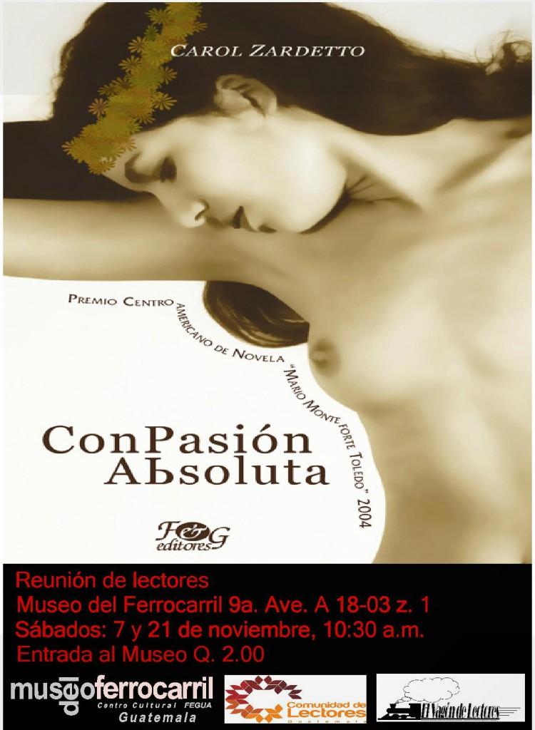 Invitación - Con pasión absoluta