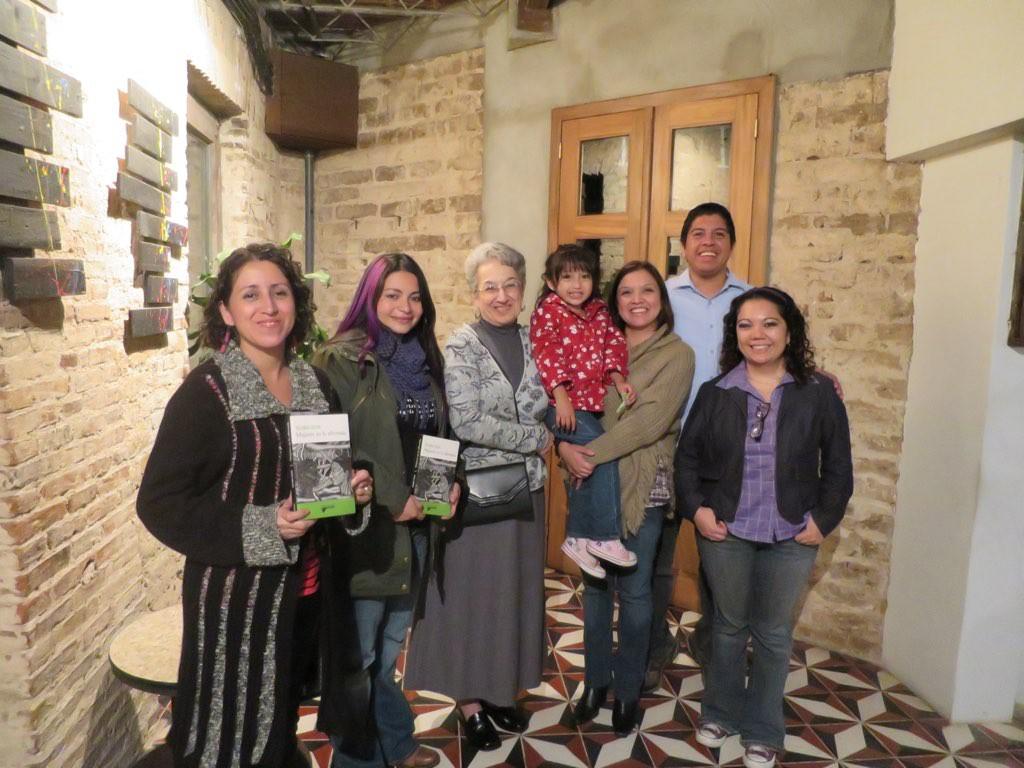 Reunión de lectores con Yolanda Colom 1