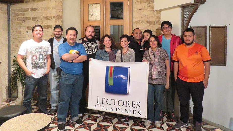 Reunión de Lectores Chapines - Leer Noticias