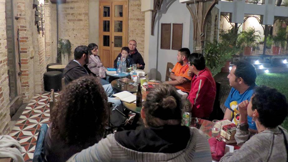 Reunión de Lectores: Leer noticias