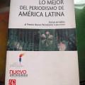 Lo mejor del periodismo de América Latina