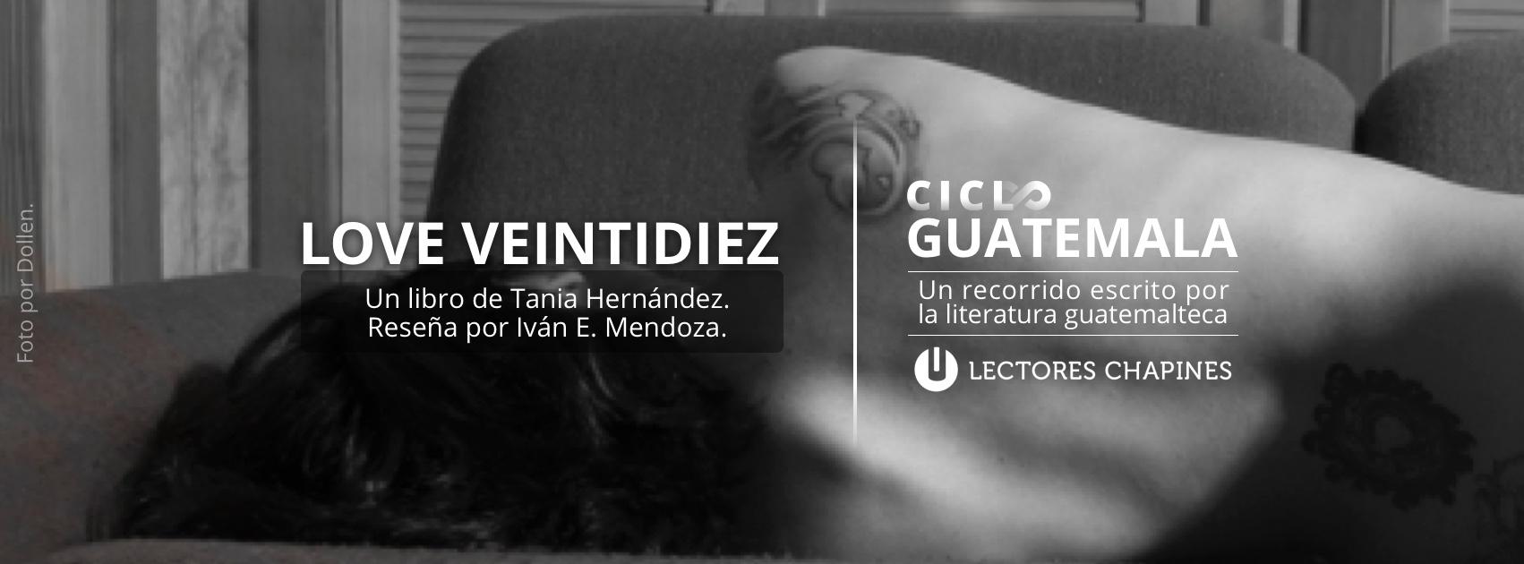 Love Veintidiez de Tania Hernadez